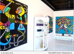 Arrakis Arts Opens in Carlsbad, California